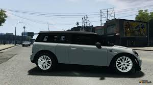 mini cooper modified mini cooper clubman for gta 4