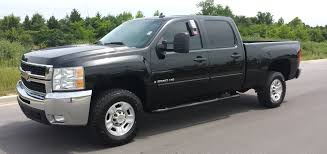 used chevy 2500 mccluskey automotive