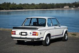 1974 bmw 2002 turbo silver arrow cars ltd