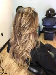 wash hair after balayage highlights dark roots with sun kissed honey platinum warm pearl blonde balayage