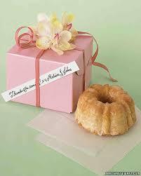 bundt cake wedding favors nothing bundt cakes weddings in houston