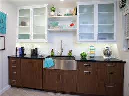 paint dark brown cabinet kitchen attractive home design
