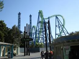 Six Flags Va Six Flags Magic Mountain Wikipedia