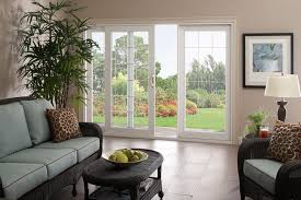 Sliding French Patio Doors With Screens Furniture Patio Sliding Door Design With Clear Glass Screen Plus