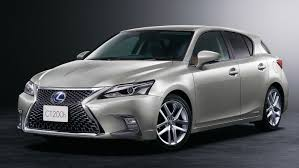 lexus ct200 2018 updated lexus ct200h announced for japan priced from rm147k to