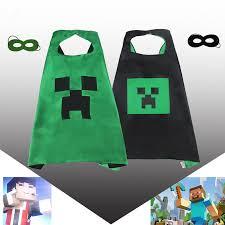Minecraft Creeper Halloween Costume Aliexpress Buy 70cm Childrens Minecraft Halloween Creeper