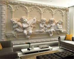 Angel Home Decor Compare Prices On Angel Wall Paper Online Shopping Buy Low Price