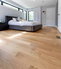 Laminate Bedroom Flooring Red Oak Flooring For Contemporary Kitchen And Bedroom Hupehome