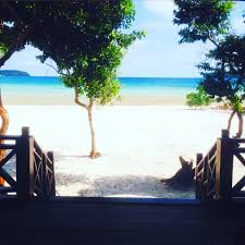 koh rong sanloem cambodia tropical bounty island with white sandy