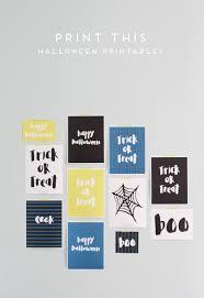 print this halloween wall art printables u0026 stencils for pumpkin