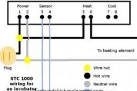 stc 1000 wiring diagram 110v 220v plug diagram gfi outlet
