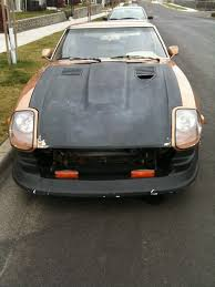 nissan 280zx new here 1981 datsun 280zx with l28et swap zdriver com