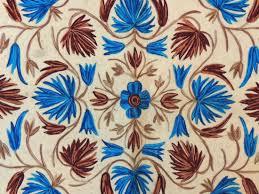 Floral Runner Rug Mandala Wool Floor Rug Embroidered Floral Runner Carpet Discovered