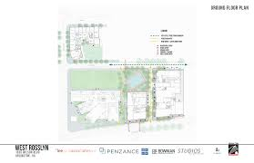 wraps western rosslyn area planning study arlington va