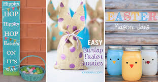 Easter Decorations With Mason Jars by Get Crafty And Creative With These Exquisite Easter Decorations