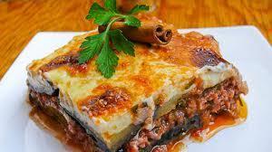 cuisine grecque moussaka plat traditionnel grec comment faire moussaka et papoutsakia