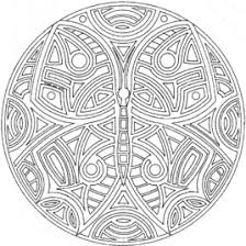 mandala coloring pages for adults free all about coloring pages