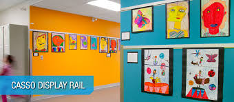 display art picture hanging systems art display systems hanging rails