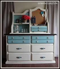 pine dresser hutch in cream re blue hometalk