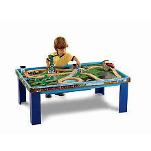 toys r us fisher price table thomas friends wooden railway grow with me play table learning