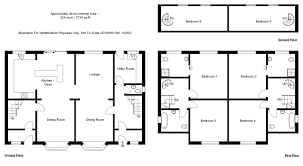 6 bedroom house plans with ground floor first floor and second
