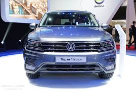 Volkswagen Gte Price 2018 Volkswagen Tiguan Allspace Specs Options And Prices