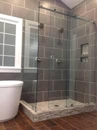 Non Glass Shower Doors Shower Shower Unusualors Near Me Photo Design Non Glass Simple