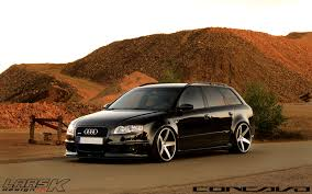 audi wagon black audi rs4 wagon on cw 5 u0027s lars k designs u2013 concavo wheels
