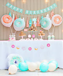 Table Party Decorations Best 25 Peach Party Decor Ideas On Pinterest Tassel Garland