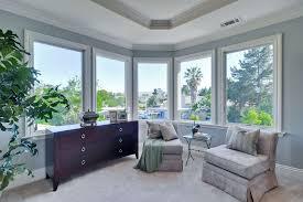 home design nice window treatment ideas for modern living room