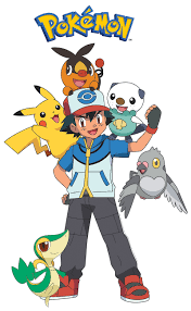 pokemon in unova ash and pikachu images pokemon images