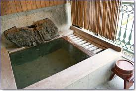 japanese bathrooms for bathing in japanese style traditional
