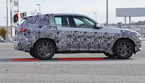 2018 x3 g01 u s g01 bmw x3 to be unveiled august 2017 deliveries march 2018