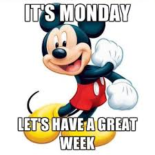 monday quotes quote micky mouse monday week monday