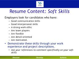 writing your technical resume