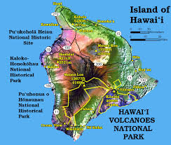 National Park Map Usa by Maps Hawai U0027i Volcanoes National Park U S National Park Service