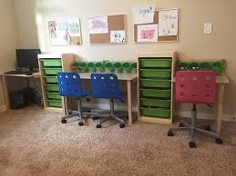 Chair Desk Design Ideas Kids Workstation Writing Art Work Station For Kids How To Set Up