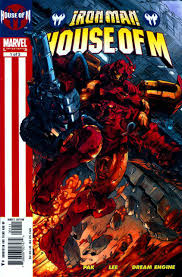 house of m iron house of m 3 chapter 3 doomsday issue