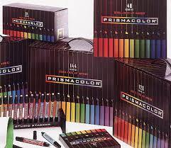 prismacolor marker set creative prismacolor ended markers