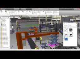 factory layout design autocad factory layout with autodesk recap factory design suite youtube