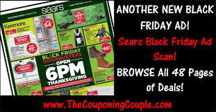 home depot black friday ad scan 2016 sears black friday 2016 ad scan browse all 48 pages