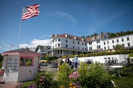 Map Of Mackinac Island Waterfront Hotel Mackinac Island Mi Island House Hotel