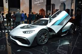 mercedes hybrid car mercedes amg project one is a hybrid supercar with the of an