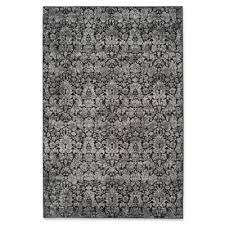 Black Light Rug Buy Grey Black Area Rugs From Bed Bath U0026 Beyond