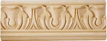 carved molding and wayland carved wood frieze molding