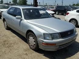 1997 lexus ls400 auto auction ended on vin jt8bh28fxv0080533 1997 lexus ls400 in