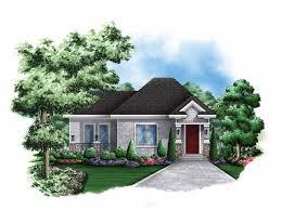 quaint house plans eplans bungalow house plan quaint cottage home 717 square