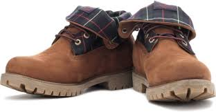 buy boots flipkart timberland af roll top boots buy brown color timberland af roll