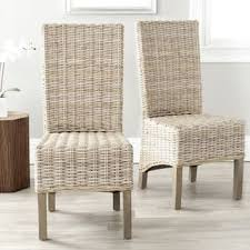wicker kitchen furniture wicker kitchen dining room chairs for less overstock
