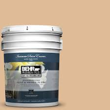 behr premium plus ultra 5 gal s250 3 honey nougat satin enamel